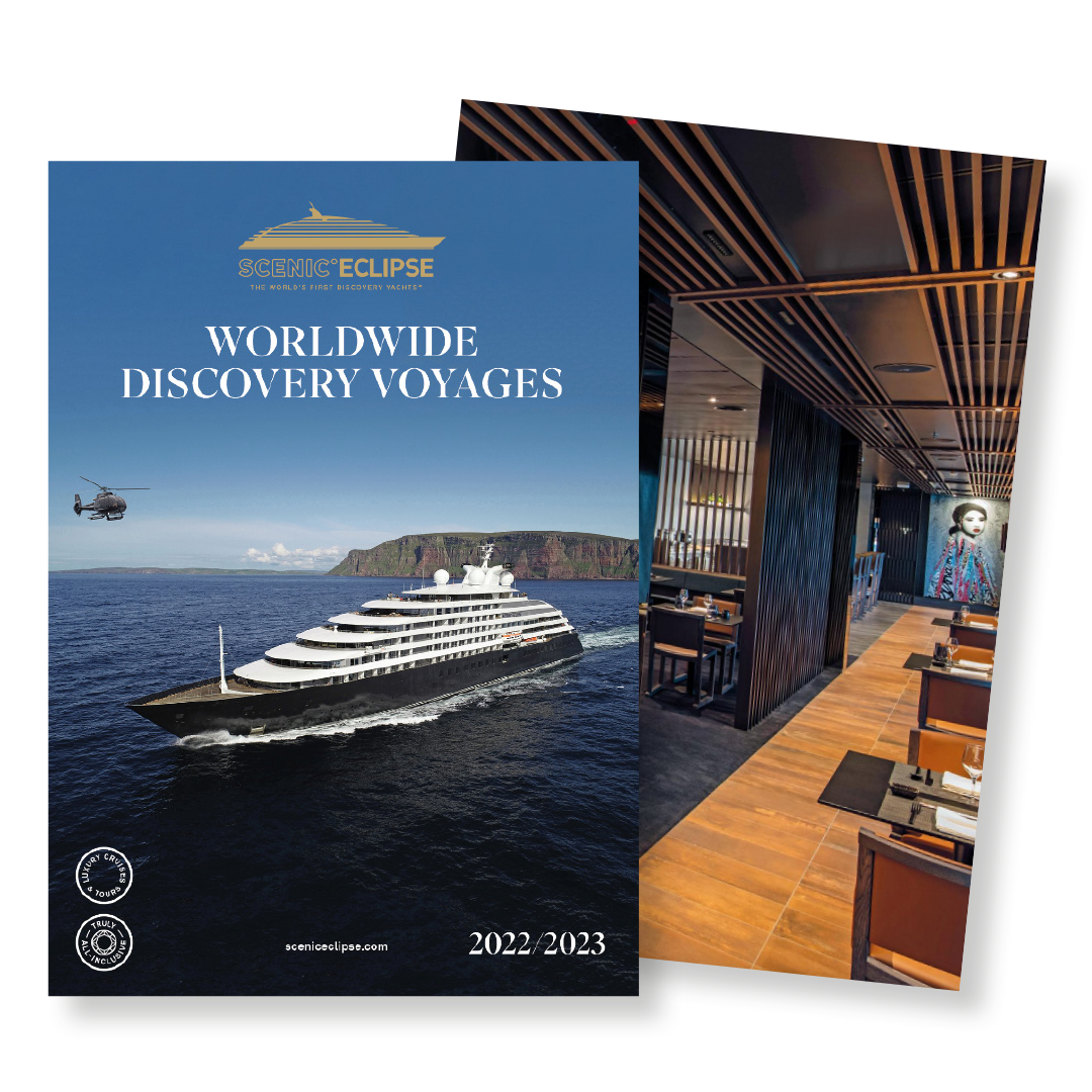 Scenic Eclipse 2022-2023 Brochure