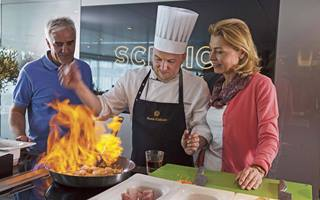 Scenic Culinaire 3, FRAC & BOD Cruises only