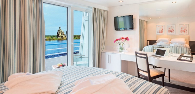 Luxury Cabins And Suites Scenic Luxury River Cruises