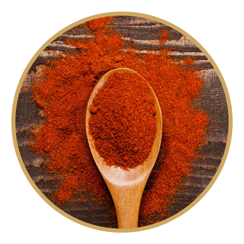 edesnemes paprika